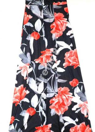 Стильное макси платье №97