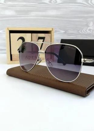 Мужские солнцезащитные очки полароид