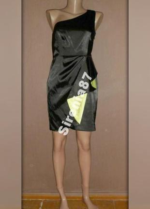 №80 стильное коктейльное платье