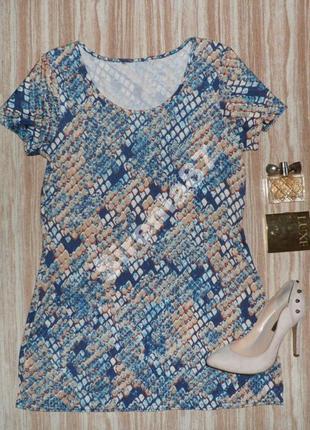 №147 платье футболка мини платье прямого покроя
