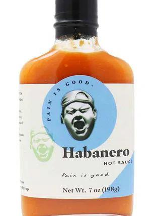 "Острый соус ""Pain Is Good Habanero"""