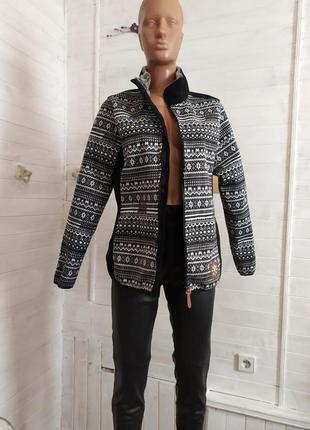 Классная спортивная термо куртка -толстовка crivit sports