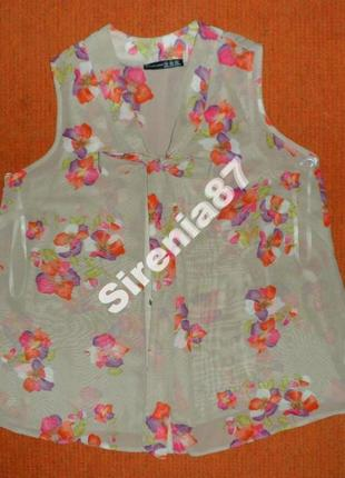 №271 стильная бежевая блузка