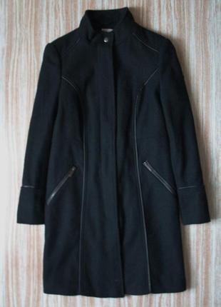 Стильное пальто прямого покроя  george