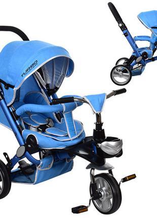 Детский трехколесный велосипед Turbo Trike M AL3645-10 EVA