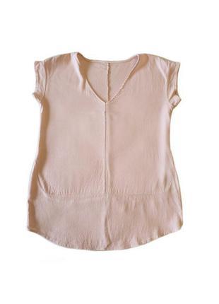 Итальянская удлинённая блузка
