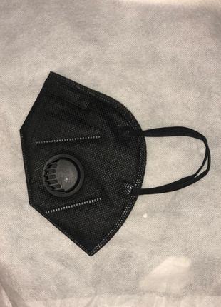 Респиратор защитная противовирусная маска KN95 / N95 (2.5mp) ffp2