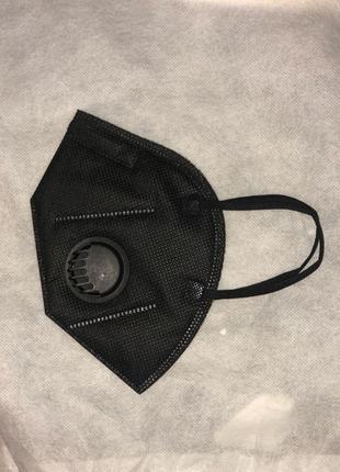 Респиратор защитная противовирусная маска KN95 / N95 (2.5mp)