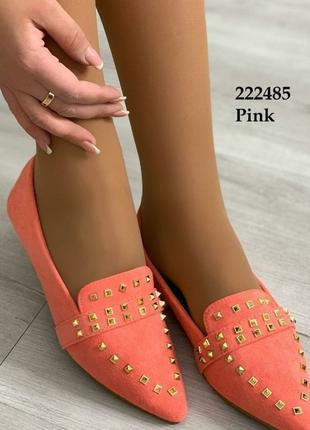 Балетки,туфли  женские .