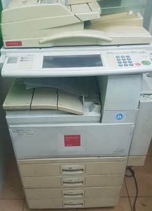 Продам 2 копира Ricoh Aficio 3545, 4545