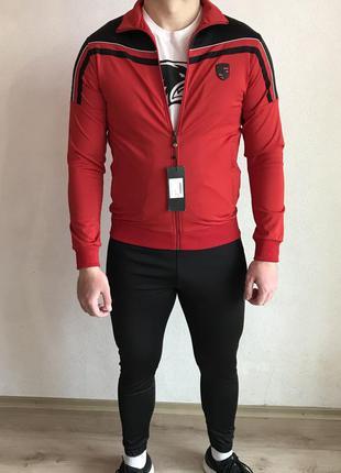 Спортивный костюм adidas porsche