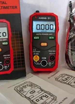 Мультиметр ANENG S1 Полный автомат Измеряет емкость конденсаторов