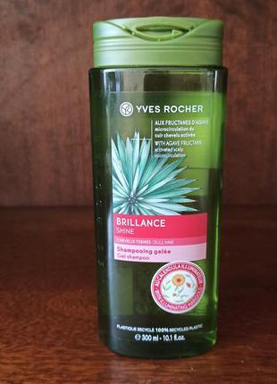 Шампунь-гель для волос жизненная сила и блеск ив роше yves roc...