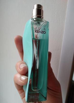 Продам туалетную воду kenzo aqua в атомайзере