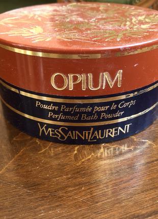Yves Saint Laurent Opium пудра
