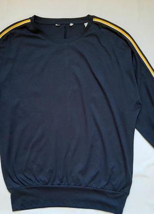 Женский реглан. блуза с длинным рукавом