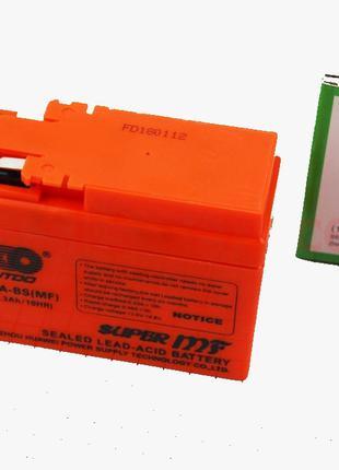 Аккумулятор таблетка-Honda YTR4A-BS 115/50/85мм