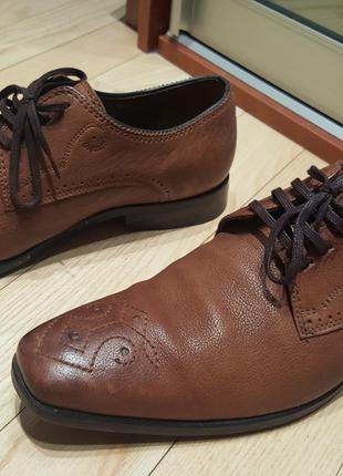 Чоловічі туфлі мужские туфли оригинал Ted Baker