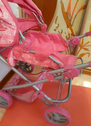 Дитяча коляска для ляльки