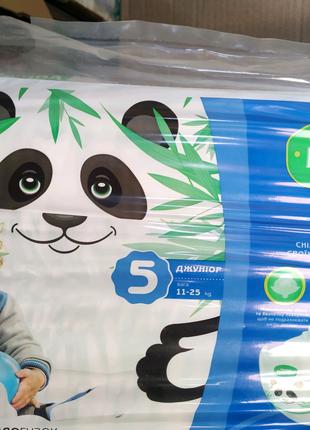 Подгузники памперсы  Снежная Панда 5