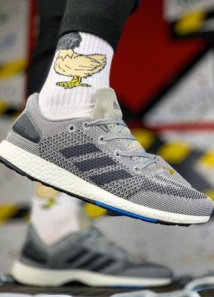 Кроссовки adidas pure boost