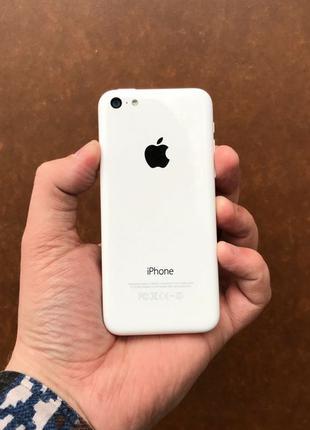 iPhone 5c 16Gb White Neverlock айфон 5с