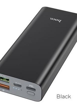 Внешний аккумулятор PowerBank Hoco J51 10000mAh black