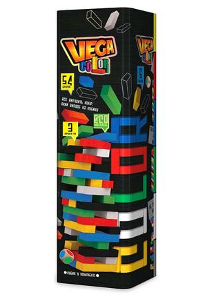 """Настольная игра """"Vega color"""" укр"""