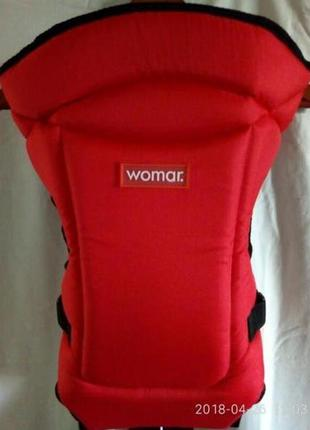 Кенгуру рюкзак- переноска для детей butterfyl 14 standart woma...