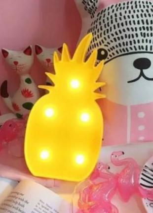 светильник ночник 3D