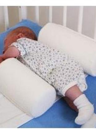 Ортопедическая подушка ограничитель-позиционер для детской кро...