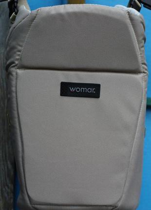 Рюкзак переноска для детей womar globetroter №7 standart