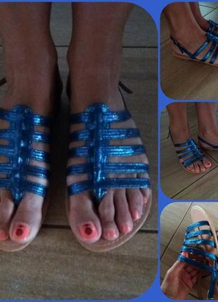 Стильные сандали, босоножки 37р.