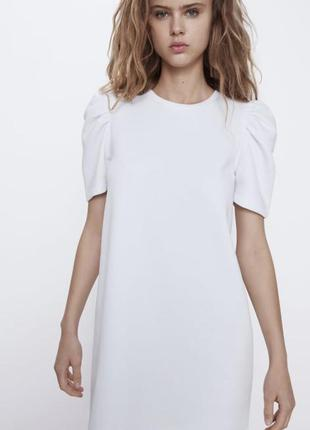 Новое платье zara m