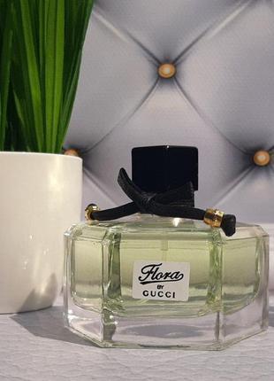 💚оригинал 💚75 мл gucci flora eau fraiche by gucci  сочный, свежий