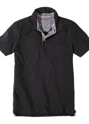 Мужская футболка поло тенниска livergy германия