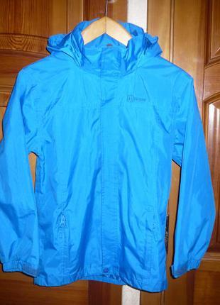 Куртка ветровка дождевик hi-gear 9-10 лет 140 см