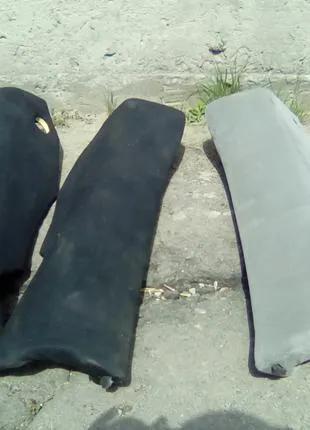боковая часть спинки заднего сидения vw passat b5