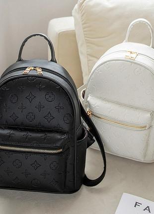 Женский рюкзак в стиле Louis Vuitton эко-кожа