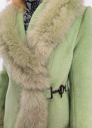Пальто зимнее, фирма Favoritti, 46 размер, один раз одевалось