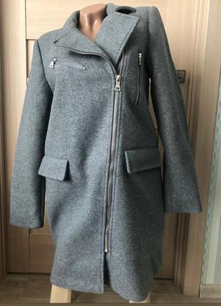Пальто тёплое модное