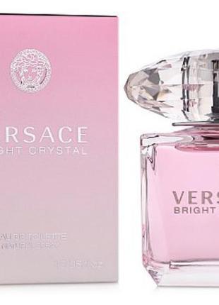 Versace bright crystal  туалетная вода  30мл
