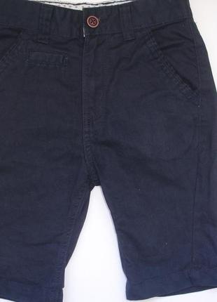 Фирменные george шорты мальчику 4-5 лет хлопок идеал