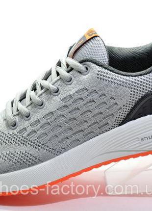 Беговые кроссовки Baas Running 2020, Серые, купить со скидкой