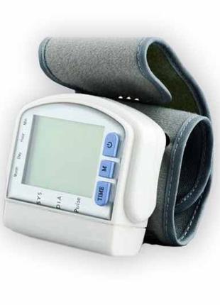 Автоматический тонометр, измеритель давления, тонометр на запясть