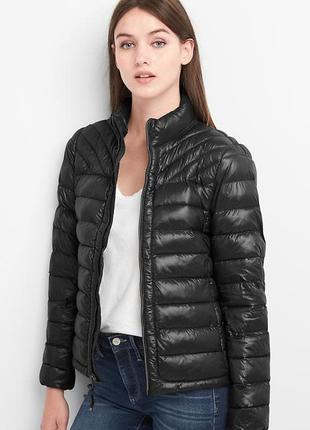 Женская деми куртка gap, l наш 46-48р ультра легкая демисезон