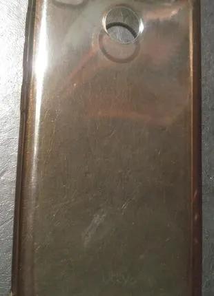 Чехол бампер силиконовый для смартфона Xiaomi Redmi 3 Pro, 3S, 3S