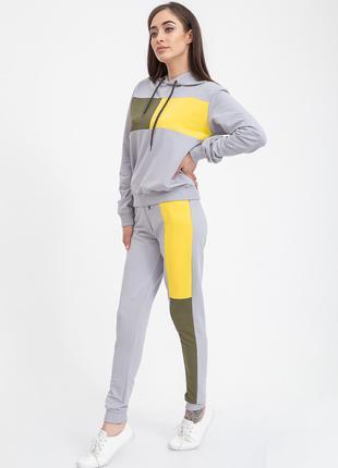 Спорт костюм женский цвет Серый