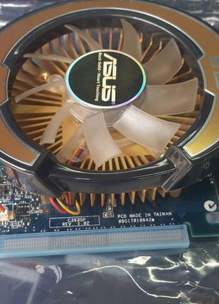 Видеокарта ASUS Nvidia 9800GT 512Mb