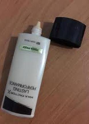 Тональный крем maxfactor lasing